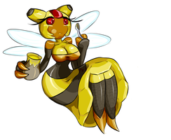 buzz buzz by Heges