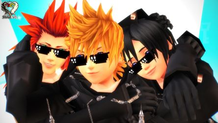 [MMD KH] RAX - Classic *TY FOR 600 SUBS* by Skadelol