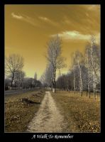 A Walk To Remember by XtraVagAnT