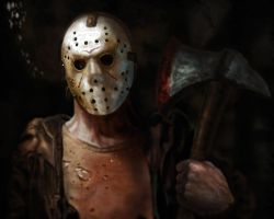 Jason Voorhees-Friday the 13th by vadim79vvl