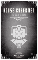 Game Of Tardis - Maison Cybermen by LordJamesConnors