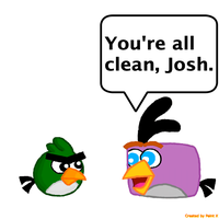 Josh's Bath Time with Roger Part 20 by Mario1998