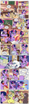 Comic - Twilight's First Day #18 by muffinshire