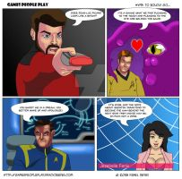 Games People Play: Comic #419 by lurkingdeviant