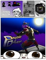 PsychoDriver - Season 1 Chapter 1 Page 2 by Qrn103