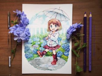 Rainy Day by revanche7th