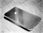 iPhone by MonicaHolsinger