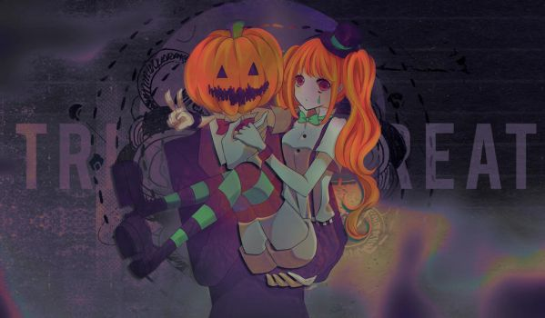 Halloween by shadowpxe