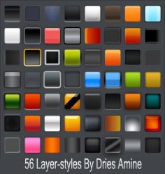 layer styles by amine5a5