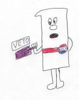 VETO - I'm Just a Bill by dth1971