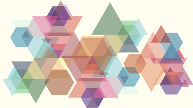 Hexagons 2 by HugoLynch