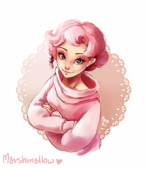 marshmallow by meago