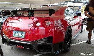 Super Red GT-R by RMCDriftr