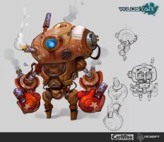 Wildstar Ability Trainer Bot by Beezul