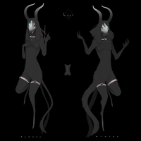 Lore's ref and Bio by Lescouteaux
