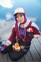 Pokemon Go Trainer by yayacosplay