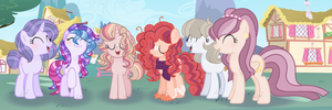 New Next Gen - All Together by CelestialMoonYT
