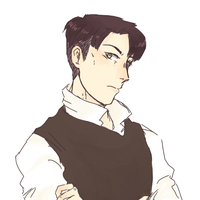 levi rivaille mcdouchecollar by PinepawStagCat