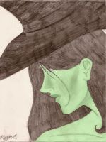 A Realistic Take on Elphaba by DeficientAtLife