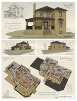 House 408 Summary and Construction by Built4ever
