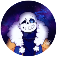 Outertale [Undertale AU] by ElleAP