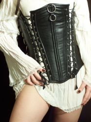 Corset I by goblinmaster