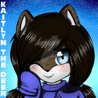 Kaitlyn Icon  by KeyaraHedgehog09