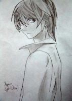 Yagami Light by D0mari