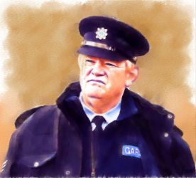 Irish Policeman by fmr0