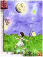 Fairy hunt by StrawOnABerry