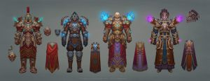 Irdrih Rebels Armors by any-s-kill