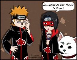 Itachi's New Light by ToonTwins