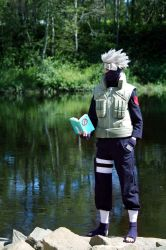 Kakashi figurine ? by Suki-Cosplay