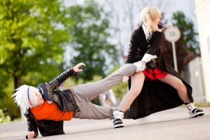 Soul Eater - Doin' it wrong by Andy-K