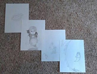 HoW Chapter covers in Progress by MissMartian4ever