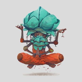 Indian Lotus by RodrigoICO