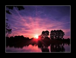 Dreamy Evening . by 999999999a