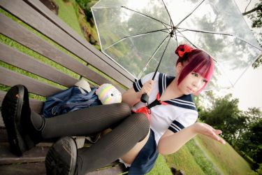 Casual - Raining summer by Xeno-Photography