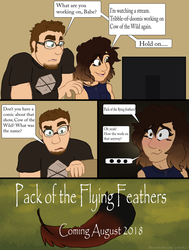 Pack of the what now by Patch21
