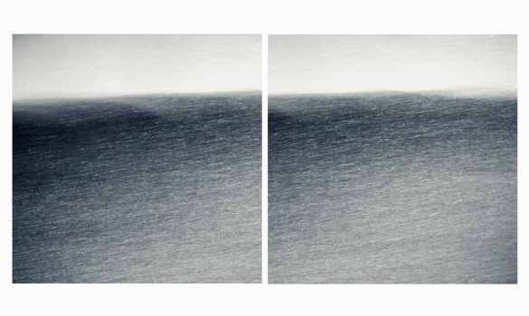 Aallot - diptych by StephanePellennec