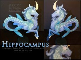 Hippocampus by StrayaObscura
