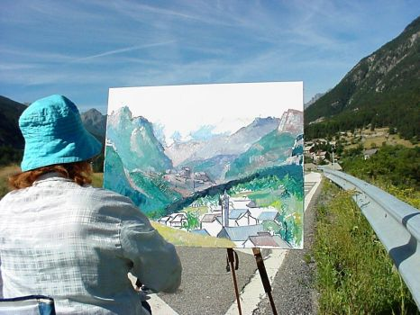 Briancon Juillet 2003 by XPCoccinelle