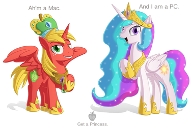 Do Princesses Dream of RAM Upgrades by BerryPAWNCH