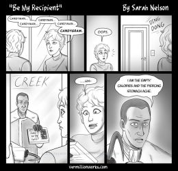 Be My Recipient - Comic Strip by sarahn