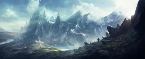 Spring Hill by korbox
