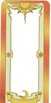 Clow card template-PNG by LadyRoseofFlames