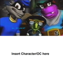 Who joins the Cooper gang(Meme) by AmazingNascar221