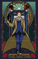 +Doctor Who+ by Lady-Zhylphia