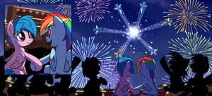 Fireworks (long version) by SorcerusHorserus