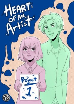 Heart of an Artist: Project 1 by Little-Miss-Boxie